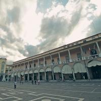 Tramonto sul palazzo - Frenky65 - Faenza (RA)