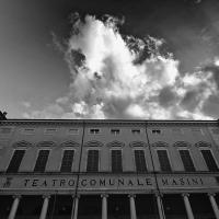 Nuvole sul teatro - Frenky65 - Faenza (RA)