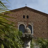 Una palma e Sant'Apollinare Nuovo - Dinkush - Ravenna (RA)