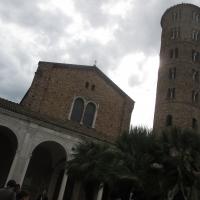 Esterno Sant'Apollinare Nuovo - Martalimosani - Ravenna (RA)