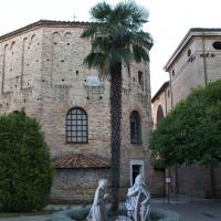 Esterno del battistero - Stefano Canziani - Ravenna (RA)
