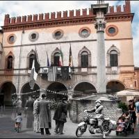 Piazza del Popolo 5 dic 1944 - Claudio Notturni - Ravenna (RA)