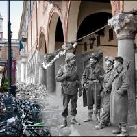 Piazza del Popolo 05 dic 1944 - Claudio Notturni - Ravenna (RA)