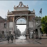 Porta Nuova 5 dic 1944 - Claudio Notturni - Ravenna (RA)