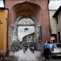 Porta Sisi 28 dic 1944 - Claudio Notturni - Ravenna (RA)