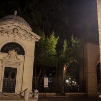 Tomba di Dante e zona del silenzio - Matt.giocoliere - Ravenna (RA)