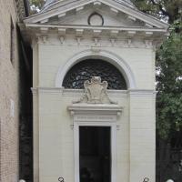 Tomba, esterno - Iridelab - Ravenna (RA)
