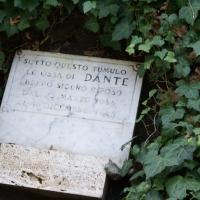 Lapide del tumulo - Stefano Canziani - Ravenna (RA)
