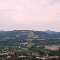La vista dalla Rocca Manfrediana - Chiari86 - Brisighella (RA)