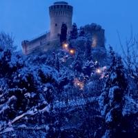 Brisighella - Rocca nell'ora blu - Vanni Lazzari - Brisighella (RA)