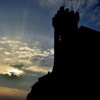 Torre in controluce - Gianni Saiani - Brisighella (RA)