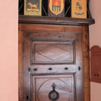 Porta - Via degli asini - Chiara Dobro - Brisighella (RA)