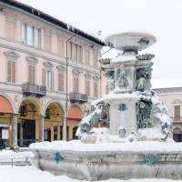 Fontana Monumentale Faenza-5 - Lorenzo Gaudenzi - Faenza (RA)