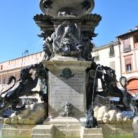 Fontana Monumentale Faenza 03 - Lorenzo Gaudenzi - Faenza (RA)