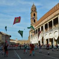 Piazza del popolo di Faenza - Alice Turrini - Faenza (RA)