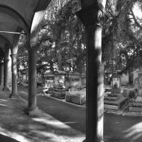 Cimitero Monumentale bn - Roberto Marconi 62 - Massa Lombarda (RA)