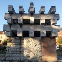 Monumento ai Caduti di Piazza Umberto Ricci - Massa Lombarda 03 - Stivaletti - Massa Lombarda (RA)