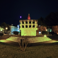 Panoramica monumento caduti - Roberto Marconi 62 - Massa Lombarda (RA)
