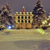Monumento caduti neve - Roberto Marconi 62 - Massa Lombarda (RA)