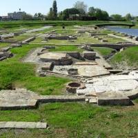 Antico porto di Classe-Vista generale dell'area archeologica 1 - Clawsb - Ravenna (RA)