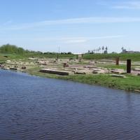 Antico porto di Classe-Vista generale dell'area archeologica 2 - Clawsb - Ravenna (RA)