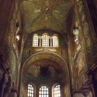 Mosaici absidali e del presbiterio - Cristina Cumbo - Ravenna (RA)