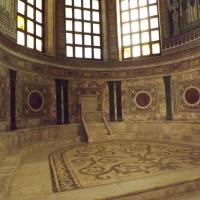 Tarsie marmoree nell'abside - Cristina Cumbo - Ravenna (RA)