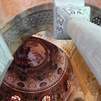 La cupola affrescata - Sofia Pan - Ravenna (RA)