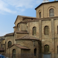 Basilica di San Vitale-Esterno 2 - Clawsb - Ravenna (RA)