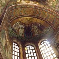 Mosaico absidale della Basilica di San Vitale - Cristina Cumbo - Ravenna (RA)