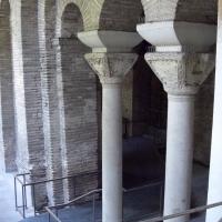 Basilica di San Vitale dal chiostro del Museo Nazionale di Ravenna - Clawsb - Ravenna (RA)