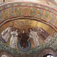 San Vitale - particolare musivo zona presbiteriale - Chiara Dobro - Ravenna (RA)