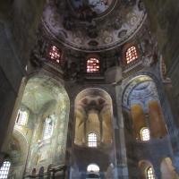 Scorcio dell'interno della Basilica di San Vitale - Lorenza Tuccio - Ravenna (RA)