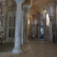 Parte dell'interno della Basilica di San Vitale - Lorenza Tuccio - Ravenna (RA)