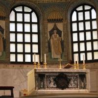 Altare e presbiterio- Sant'Apollinare in Classe - Chiara Dobro - Ravenna (RA)