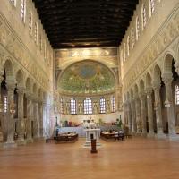 Navata centrale - Sant'Apollinare in Classe - Chiara Dobro - Ravenna (RA)