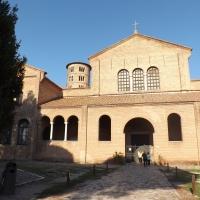 Basilica di Sant'Apollinare in Classe, esterno - Cristina Cumbo - Ravenna (RA)