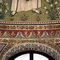 Sant'apollinare in classe, mosaici del catino, trasfigurazione simbolica, VI secolo, 17 s. apollinare - Sailko - Ravenna (RA)
