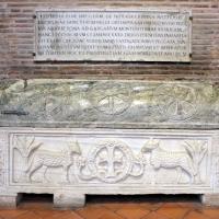 Sant'apollinare in classe, interno, sarcofagi ravennati 06, VI-VII secolo ca - Sailko - Ravenna (RA)