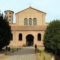 Sant'apollinare in classe, esterno 01 - Sailko - Ravenna (RA)