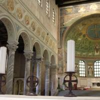 Navata centrale e sinistra- Sant'Apollinare in Classe - Chiara Dobro - Ravenna (RA)