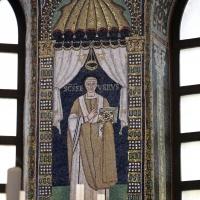 Sant'apollinare in classe, mosaici del catino, severo, 550 ca. 01 - Sailko - Ravenna (RA)