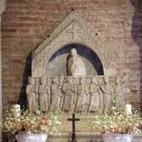 Sant'apollinare in classe, interno, altare di s. felicola con ciborio di s. eleucadio (810 ca.)3 - Sailko - Ravenna (RA)