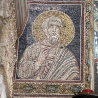 Sant'apollinare in classe, mosaici dell'arcone, san matteo, xii secolo - Sailko - Ravenna (RA)