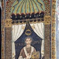 Sant'apollinare in classe, mosaici del catino, ursicino, 550 ca. 02 - Sailko - Ravenna (RA)