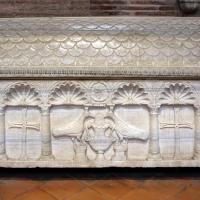 Sant'apollinare in classe, interno, sarcofagi ravennati 02, VI-VII secolo ca - Sailko - Ravenna (RA)