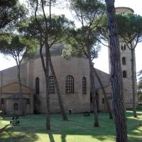 Basilica di Sant'Apollinare in Classe-Retro esterno - Clawsb - Ravenna (RA)