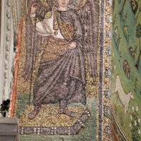 Sant'apollinare in classe, mosaici dell'arcone, arcangelo michele, VI secolo - Sailko - Ravenna (RA)