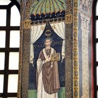 Sant'apollinare in classe, mosaici del catino, ursicino, 550 ca. 01 - Sailko - Ravenna (RA)