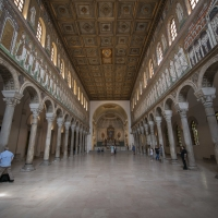 Sant'Apollinare Nuovo interno - Wwikiwalter - Ravenna (RA)